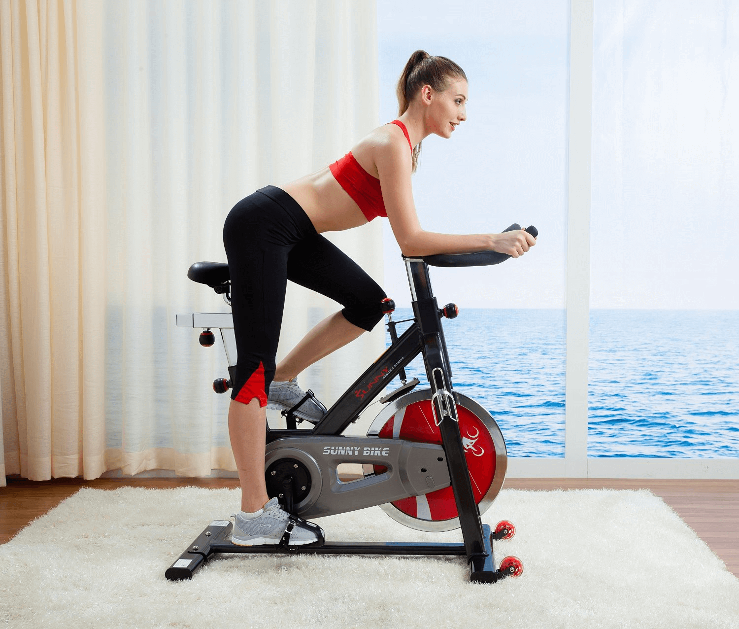 Bring fitness indoors
