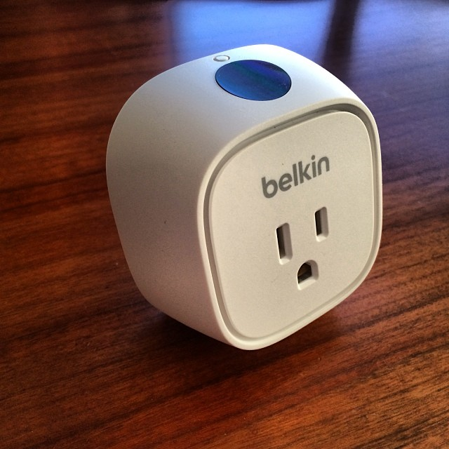 Belkin WeMo Insight Switch