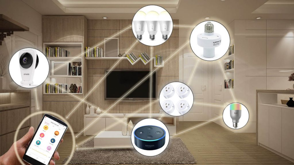 Complete smart home